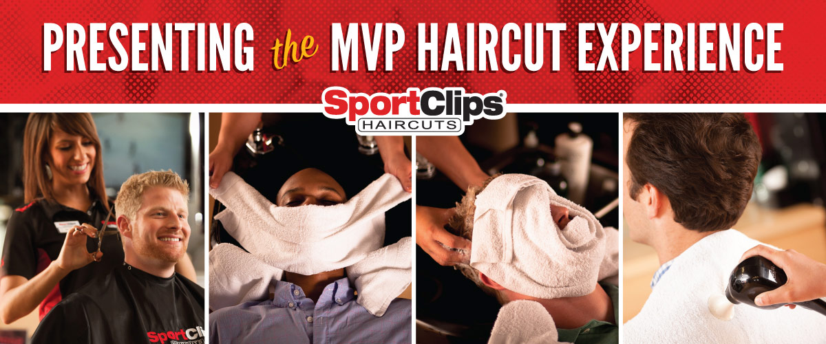 The Sport Clips Haircuts of Glendora MVP Haircut Experience